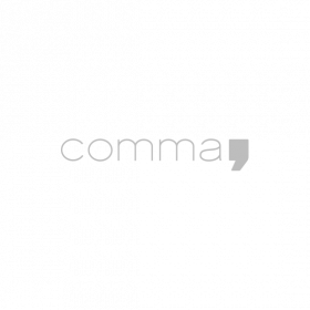 Comma Logo Grau